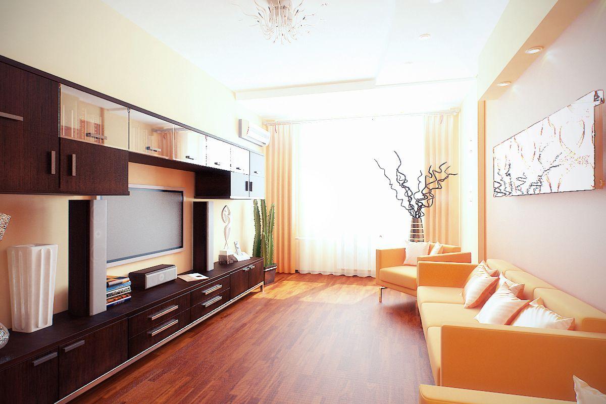Дизайн интерьер эконом квартир в
