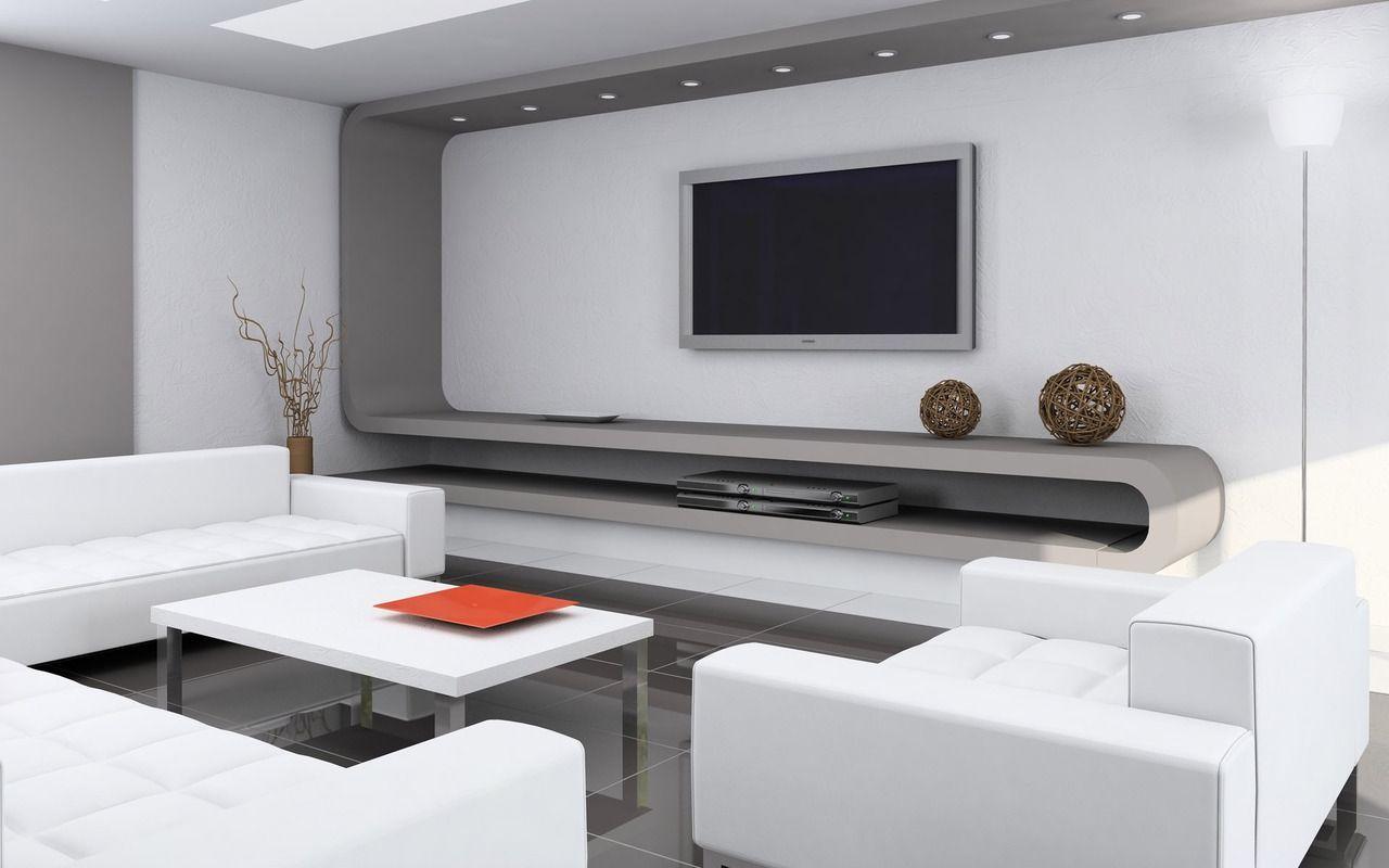 Интерьер дома и квартиры в стиле хай